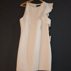 White Lulu Dress